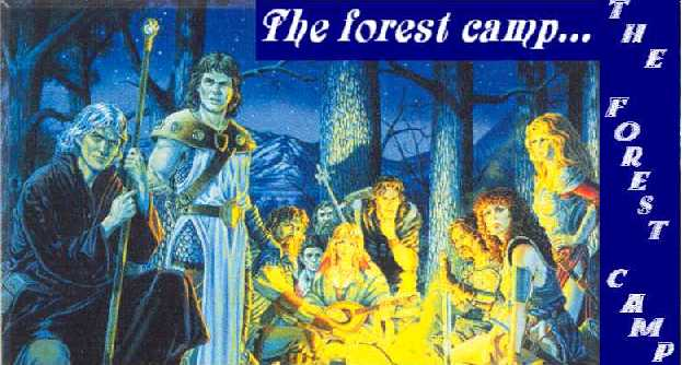 Elmindreda's Forest Camp